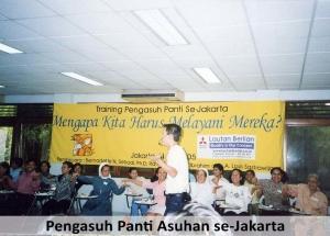 Pengasuh Panti Asuhan se-Jakarta