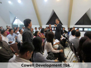 Cowell Development Tbk