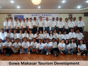 Gowa Makasar Tourism Development