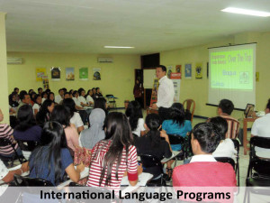 International Language Programs