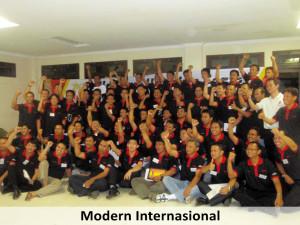Modern Internasional
