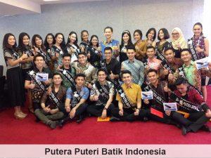 Putera Puteri Batik Indonesia