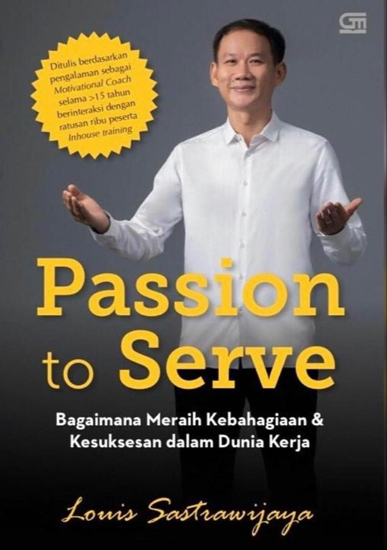 buku 6 passion to serve